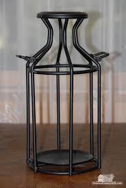 ironware lighting. Ironware Candleholder: Milk Can Lighting K