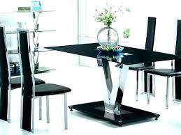 round black glass dining table and chairs black kitchen table set round black dining table black round black glass dining table and chairs