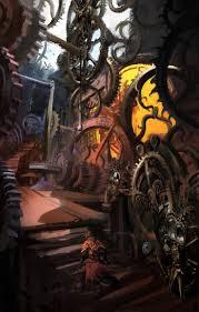 Steampunk Concept Art | steampunk concept art from castlevania reverie http  castlevania wikia .