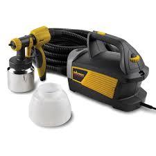 wagner 518080 control spray max hvlp sprayer review