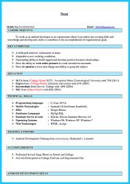 Android Developer Resume Samples Senior Resume Resume A Resume