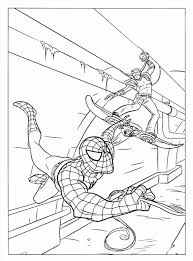 Small Picture Mask Coloring Page Baby Face Venom Pages Spiderman Spiderman