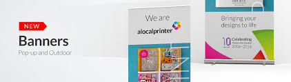 Pull Up Roller Banners And Outdoor Banner Printing A Local Printer