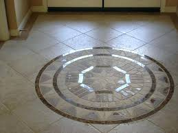 flooring temecula diagonal porcelain floor tile with medallion and bordered floor ca jack tile and stone
