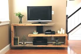 Modern Tv Stand Design 2018 Rustic Modern Console Home ...