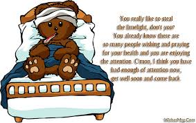 Get Well Wishes Quotes 100 Funny Get Well Soon Messages WishesMsg 61