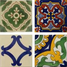 handmade tiles hand painted decorative
