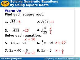 solve each equation 5 6x