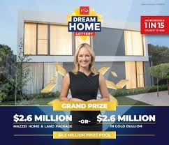 Ms Dream Home Lottery Brochure