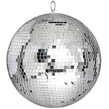 Decorative Disco Ball Classy Amazon Yescom 32 Mirror Glass Ball Disco DJ Dance Decorative