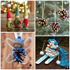 Pine Cone Crafts For Kids To Make  Crafty MorningChristmas Pine Cone Crafts