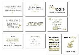10er Postkarten Set Work Zum Thema Kollegen Arbeit Studium