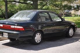 1996 Toyota Corolla Photos, Specs, News - Radka Car`s Blog