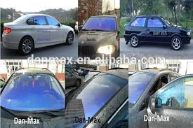 mirror tint. high transparent mirror reflective 85%-90% chameleon sun shade pink car tint film n