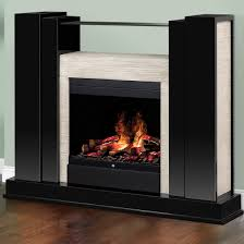 Dimplex OptiMyst Rockwell 52-Inch Electric Fireplace - Gloss Black ...