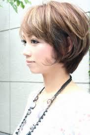 ナチュラルショートボブの髪型 Stylistd