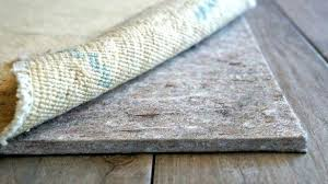 rubber backed rug unconditional rubber backed rugs on hardwood floors can rug pads ruin your