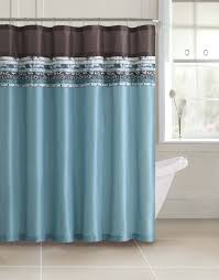Seashell Fabric Shower Curtains Plastic Curtains White Standing