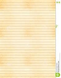 One Centimeter Graph Paper A4 Size Yellow Sheet Of Old Paper With One Centimeter Grid