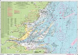 C1 Thames Estuary Imray Chart