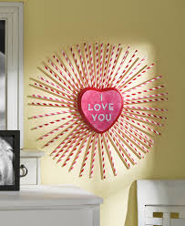 i love you straw wreath from mod podge rocks