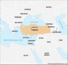 turkey physical features. Interesting Features Turkey Encyclopdia Britannica Inc And Physical Features F
