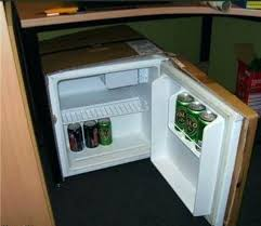 tiny refrigerator office. Small Refrigerator For Office Hidden Mini Fridge At Work With Ice Maker Tiny I