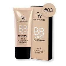 golden rose bb cream beauty balm spf25 30ml 03 natural