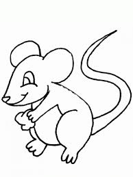 Small Picture Free Printable Mouse Coloring Pages For Kids