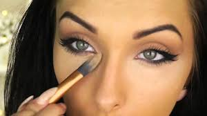 angelina jolie inspired cat eye makeup tutorial round eyes to cat eyes you