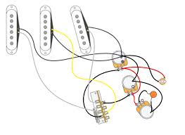 strat wiring mod 2 volumes 1 tone telecaster guitar forum your wiring diagram in the position middle and bridge sends the signal from both pickups as one through two volume pots in parallel
