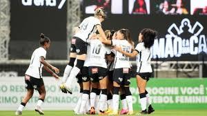 Veja os gols de Corinthians 3 x 0 Palmeiras - Brasileiro feminino