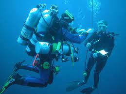 PADI Tec Deep Diver, PADI Tec Courses, Tech Diving, Phuket , Thailand