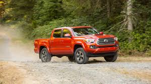 2017 Toyota Tacoma Review & Ratings | Edmunds