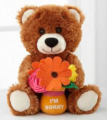 i m sorry message bear by build a bear work webgift