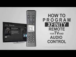 xfinity remote control sound bar jobs