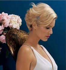 Svatebni Uces Pro Kratke Vlasy