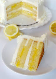 Triple Lemon Cake Life Love And Sugar