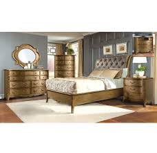 Chambord Modern Classic 5 PC Bedroom Set with Wall Mirror