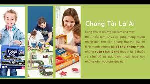 WonderBook - Thiên đường sách và đồ chơi cho bé (introduction) - YouTube