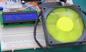 pwm fan controller