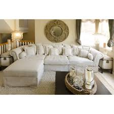 fabric sectional sofas. Bella 2-Piece Fabric Sectional Sofa And Ottoman - Sand ELE-BEL- Sofas L