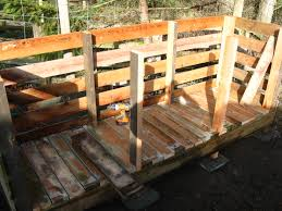 Decking Using Pallets How To Build The Ultimate Compost Bin Backyard Feast