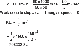 Cbse 9 Physics Cbse Work And Energy Ncert Solutions