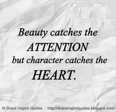 Beautiful Character Quotes Best of Quotes About Beauty Character 24 Quotes