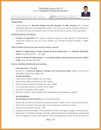 40 Fresh Electrical Engineer Resume Objective Images Interesting Electrical Engineering Resume