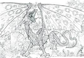 Wizard Adult Coloring Pages Coloring Pages Baby Cool Dragon Books