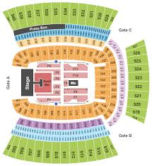 Heinz Field Seating Chart Kenny Chesney Elcho Table
