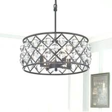 crystal drum chandelier 4 light ceiling fixture oil rubbed bronze within with crystals chandeliers large shade drum chandelier crystal modern 4 lights