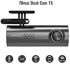 Xiaomi <b>70mai Dash Cam</b> Smart WiFi <b>Car DVR</b> 130 Degree Wireless ...